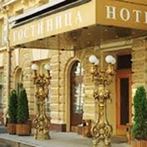 Гостиницы Меленок