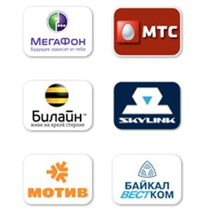 Операторы сотовой связи Меленок