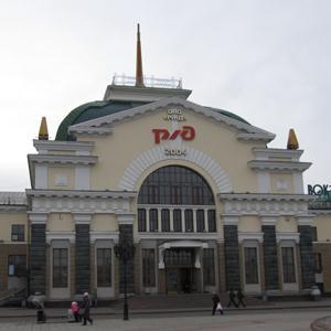Железнодорожные вокзалы Меленок